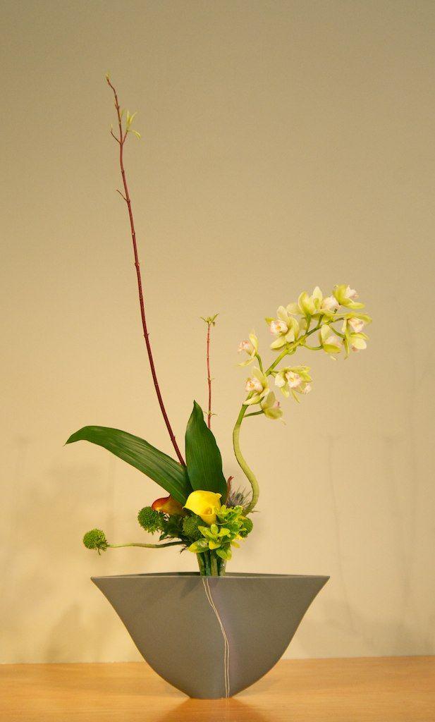 photo Good arrangement but I LOVE the vase.