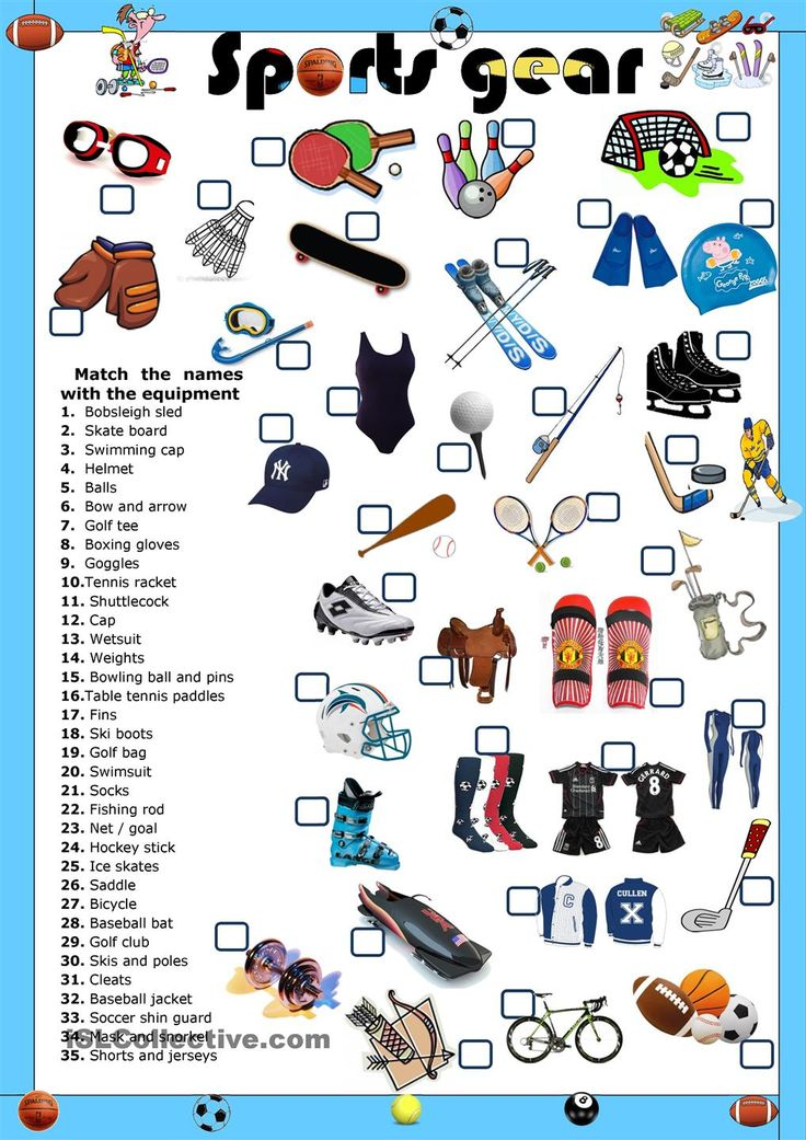 Sports gear sports Pinterest