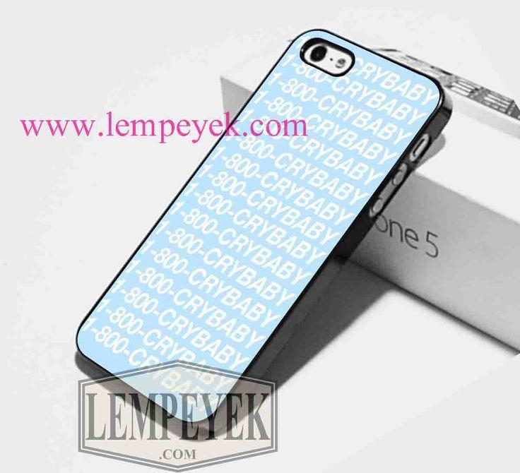 Drake Hotline Bling 1-800-CryBaby Phone case iPhone case, Samsung Galaxy case…