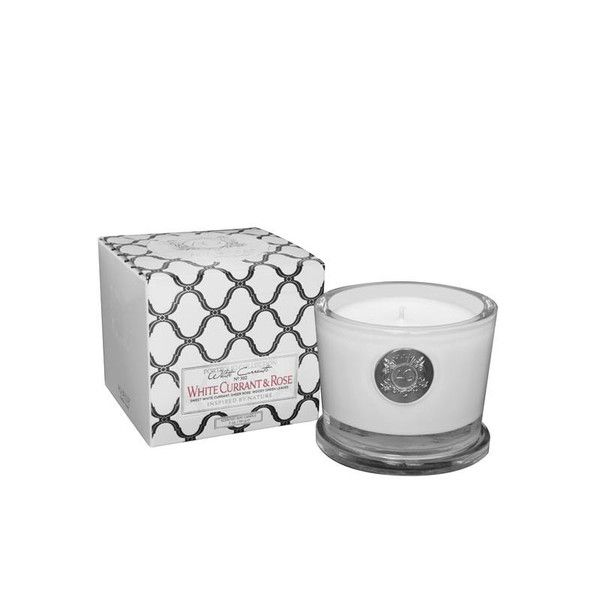 Aquiesse White Currant and Rose Organic Scented Candle – Just Scented Candles