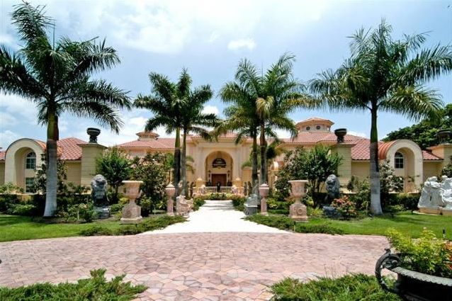 Mega Mansions In Fort Lauderdale Gaudy 25 000 Square