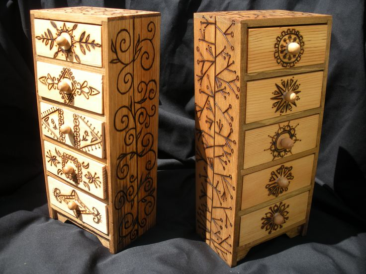 468 best images about pyrography wood burning on pinterest for Burned wood furniture