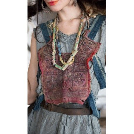 dress Jemma in Lovey Dovey - Boho-Chic Clothing
