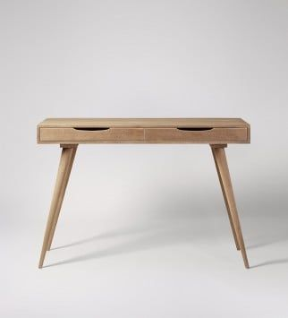 Randall, Desk, Grey Wash
