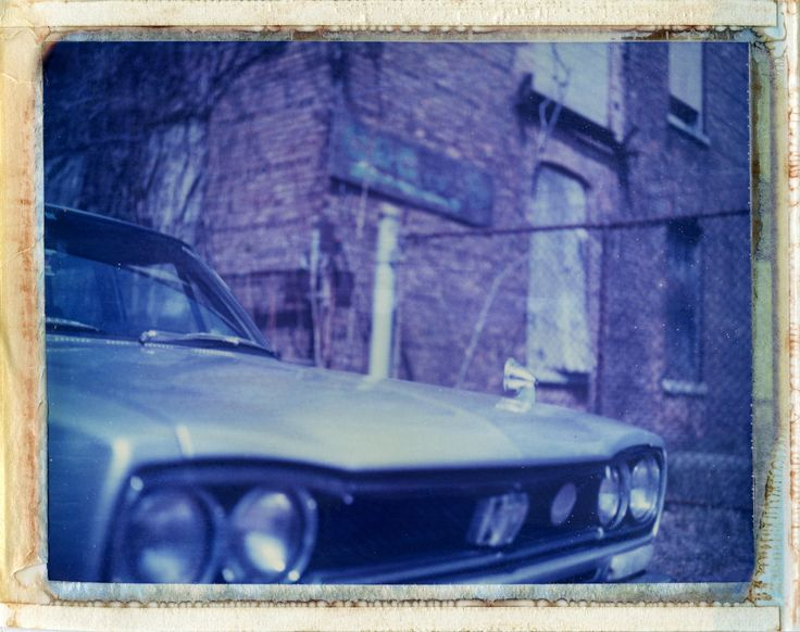 https://flic.kr/p/rkKzAe | South Bend, IN | Polaroid 190, Type 669