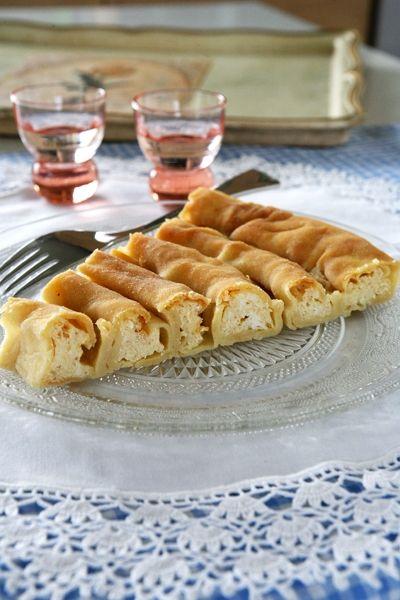 sweet cheese pie from Crete  http://flic.kr/p/cm6jQ1