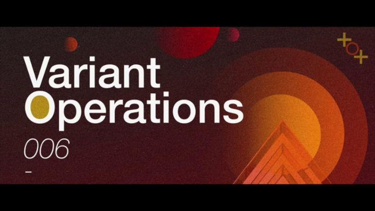 Luke Creed - Variant Operations 006