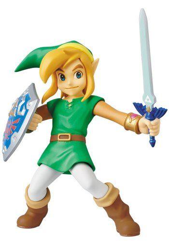 Ultra Detail Figure Legend of Zelda: Triforce of the Gods Link 1