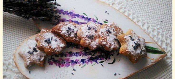 #ciasteczka #lawenda #cookies #healthy #sweets