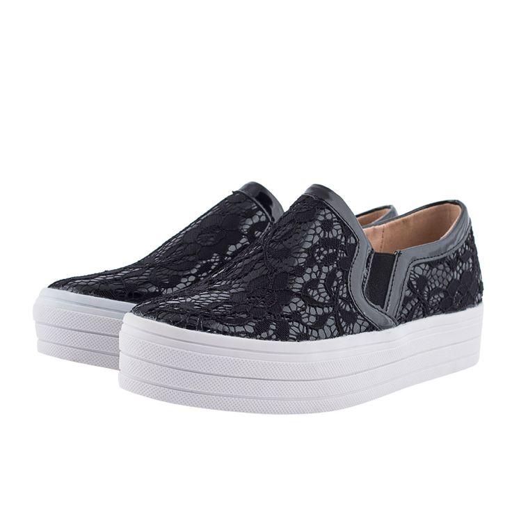 #slipon #highvamp #sneaker #total_elegant  http://www.topshoes.gr/