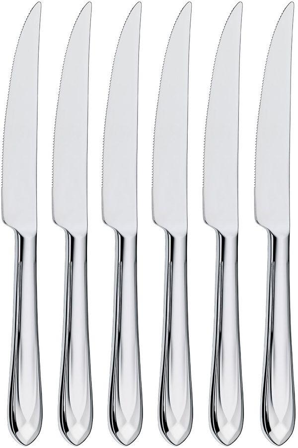 WMF Juwel Stainless Steel Steak Knives (Set of 6)