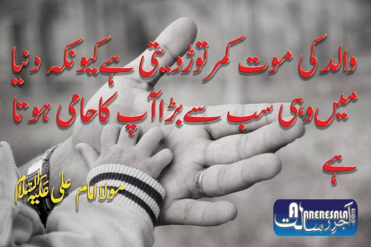 Fathers Day Quotes From Daughter In Urdu: Pin By Razia Butt On Achi Batein In English And Urdu /Urdu