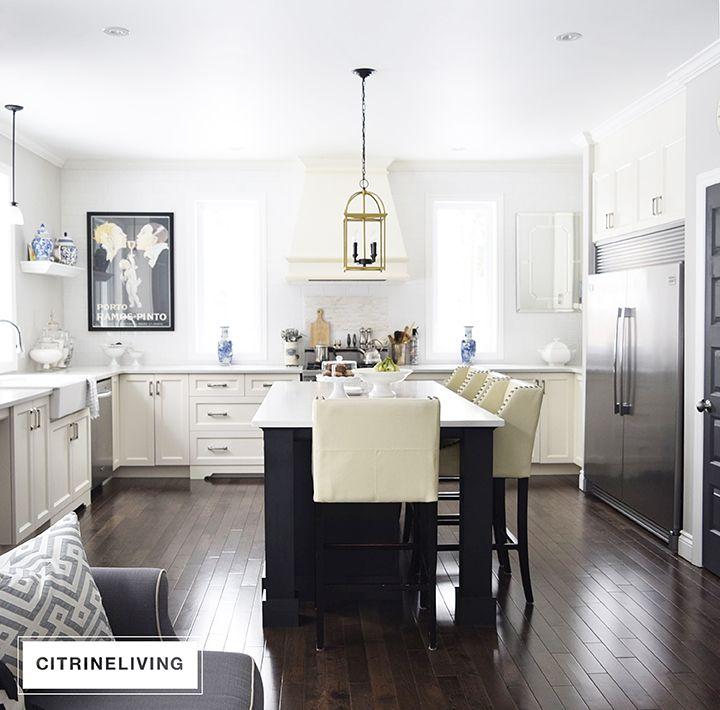 16 besten Kitchens Bilder auf Pinterest | Küchen, Regale und Graue ...