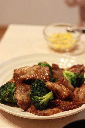 ご飯に合う!牛肉ブロッコリーのオイスター by alohafork [クックパッド] 簡単おいしいみんなのレシピが253万品