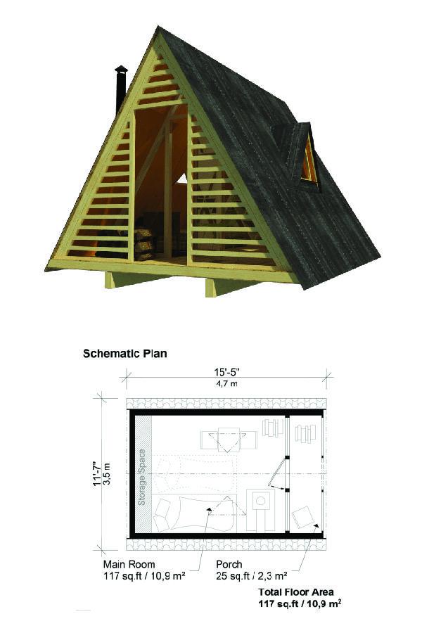 A Frame Shed Plans Tiny House Floor Plans A Frame House House