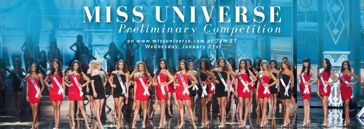 Miss Universe 2015 Live Streaming Links for Preliminary Competition