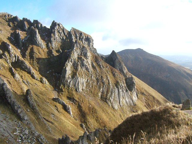 Puy de Sancy, Massif Central (central France)