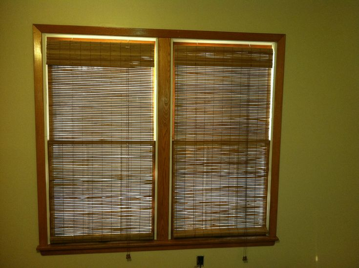 Bamboo Blinds From Lowes Sherwin Williams Kilim Beige