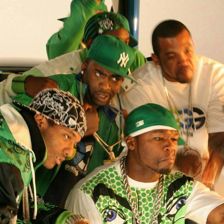 50 Cent, Lloyd Banks, Tony Yayo, Prodigy