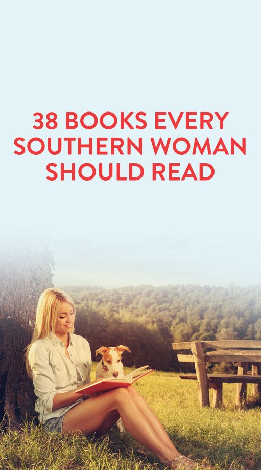 Books southern women love #reading