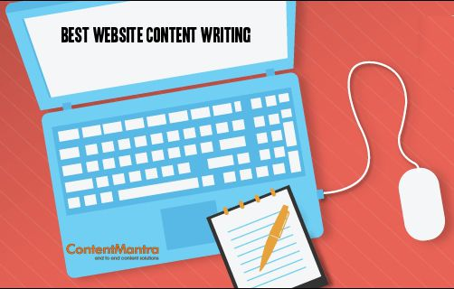 ContentMantra provides best website #contentwritingservices to increase your website's quality and attract more visitors to your #website.
