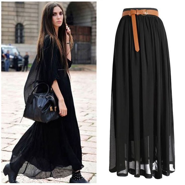 Summer-women-chiffon-double-layer-pleated-skirt-long-maxi-skirts-elastic-waist-drop-shipping-hot-sales_original