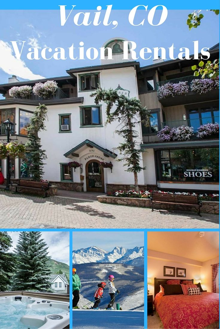 Browse Vacation Rentals In Vail, Home The One Of The Largest Ski Resorts In  The