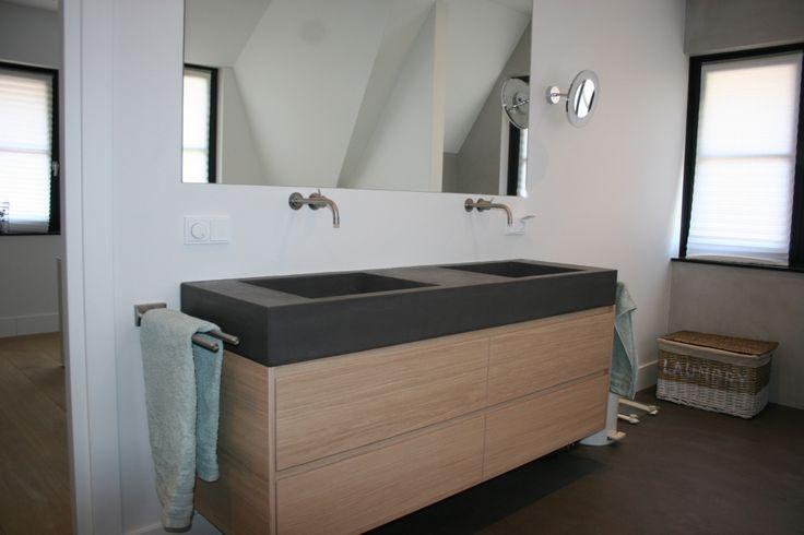Nieuwe Badkamer Camper ~ BetonLook Badkamer Beton Cire in natte ruimtes, Betonlook afwerking