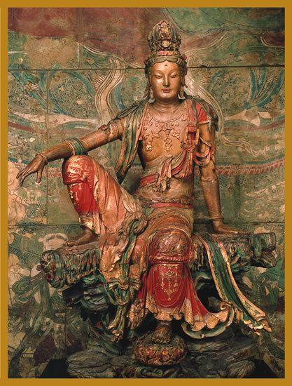 Avalokiteshvara Bodhisattva