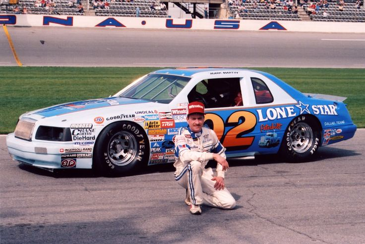 This car only ran '86 Daytona 500 with Lone Star Peterbuilt as a ...
