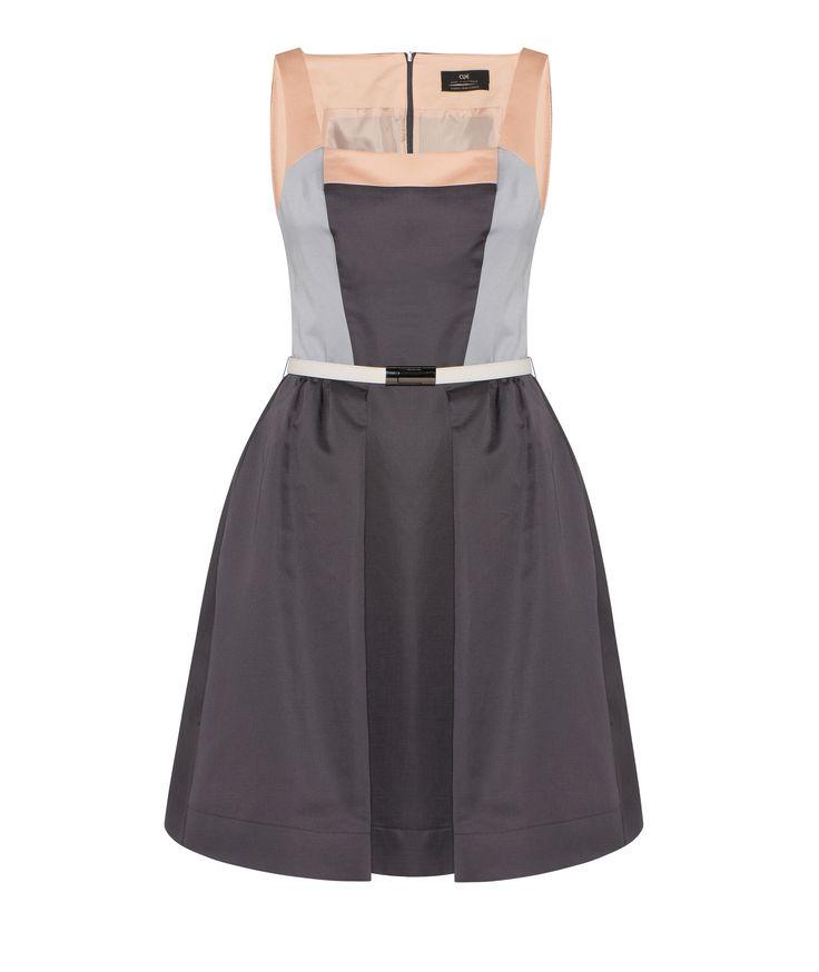 Aries style notes : adventurous, modern, bold.  cue dress