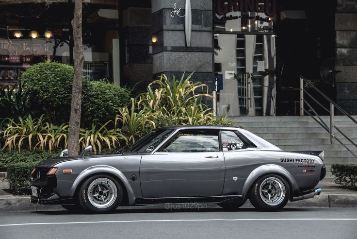 Ta22 celica - photo by justin young