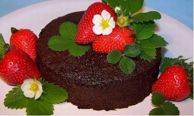 Az ellenálhatatlan csoki-süti liszt nélkül