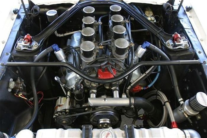289 Hipo Weber Carbs 306 H P Power By Ford