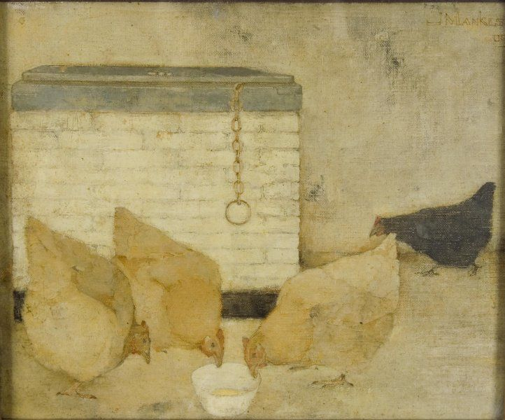 Jan Mankes (Dutch, 1889 – 1920) … ~ | dionysiuseir2