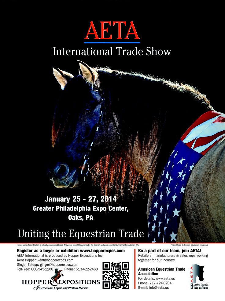 Go to www.hopperexpos.com to register as a buyer for the January 2014 trade show or download your contrct to be an exhibitor asap.