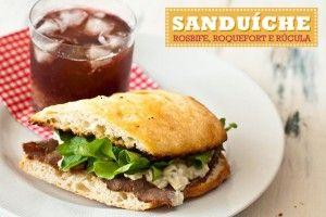 Receita:Dedo de Moça|Foto:Carol Milano Rendimento: 1 sanduíche Ingredientes - 1 unidade de ciabatta pequena ou média - 1 colher (sopa) deazeite extra