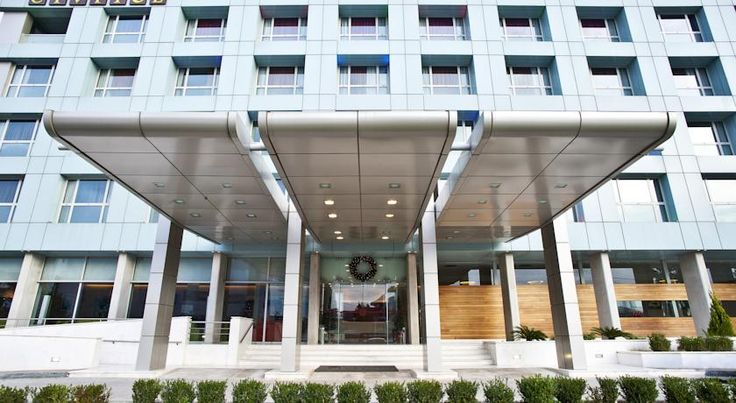 The entrance for the perfect stay! #CivitelOlympic #Artistic #Athens #AthensHotels
