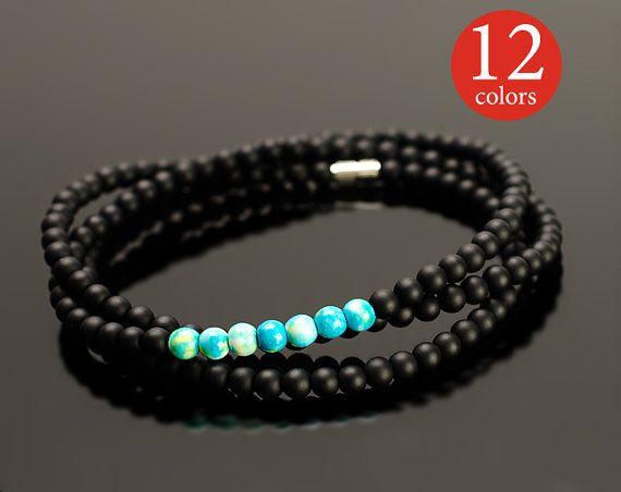 black onyx jewelry beads mens beaded bracelets onyx bracelet black bead bracelet