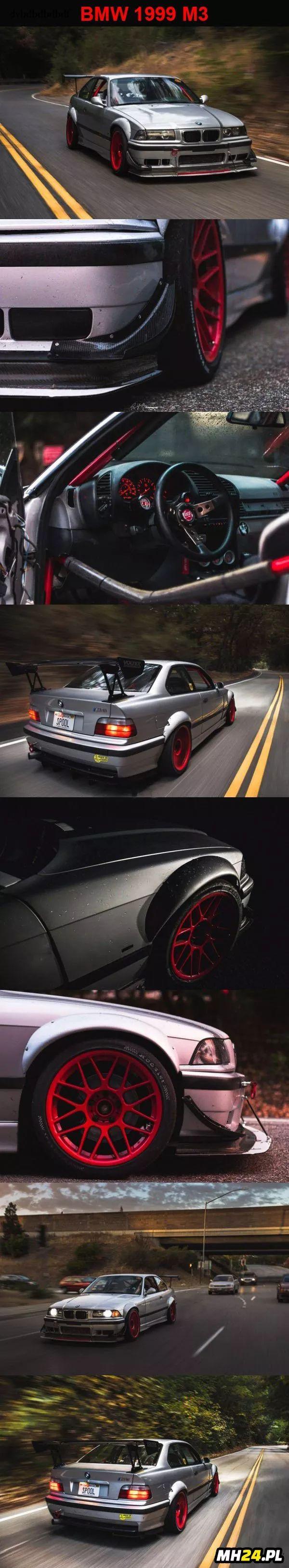BMW 1999 M3