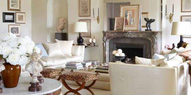 Luxe Upper East Side Apartment - Adrienne Vittadini Design