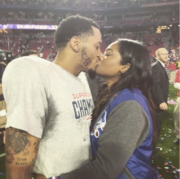Cecilia Champion is the beautiful and fantastic wife of Patrick Chung. Her handsome stud is the strong safety for the New England Patriots.