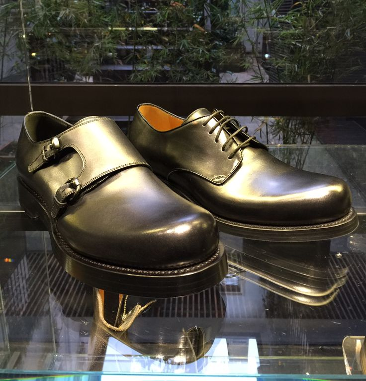 Elegant shoes by @gucci #Gucci #elegant #leather #shoes #FolliFollie #FW14collection