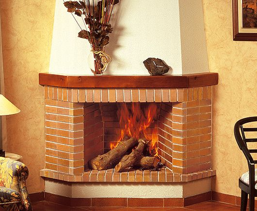 Las 25 mejores ideas sobre chimeneas r sticas en - Ver chimeneas rusticas ...