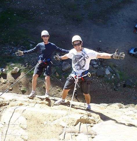 This is not just another abseiling day in Perth! This one day abseiling course is 30 minutes from Perth CBD.