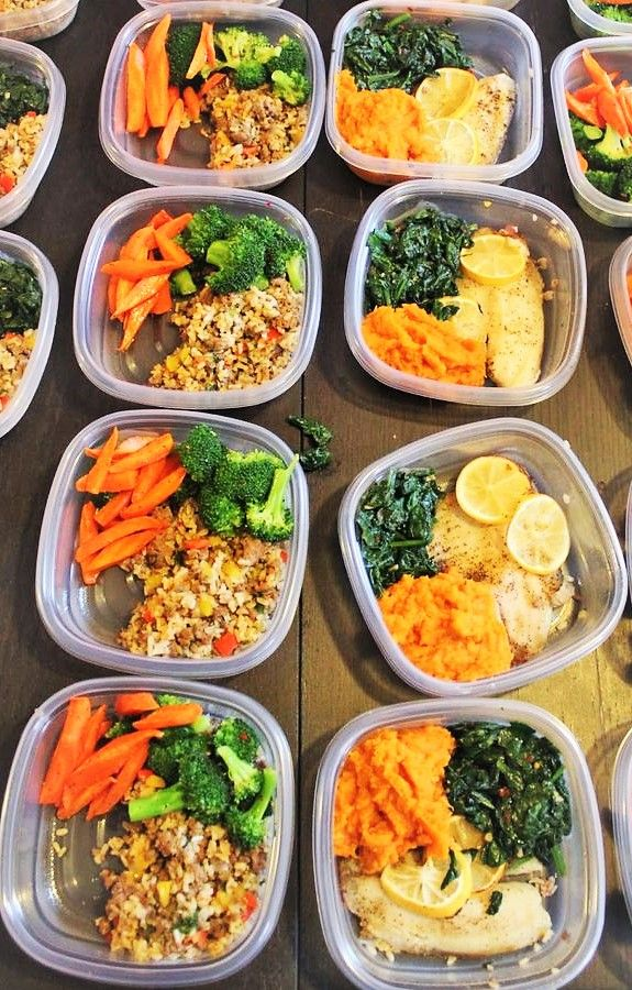 Tips for Meal Prepping! Easy steps for preparing meals for the week to set yourself up for success! #mealprep #fitness #fitspo #healthyliving #healthybody #eatclean #food