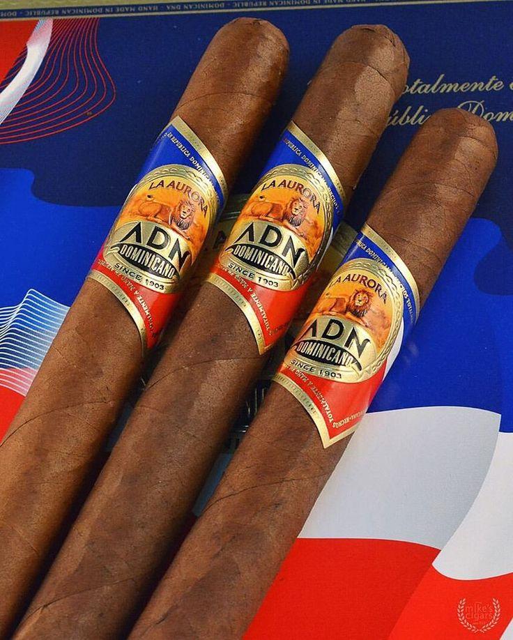 La Aurora Cigars knows how's to show the authentic DNA of the Dominican tobacco. #LaAuroraCigars #Cigar #cigaraficianado