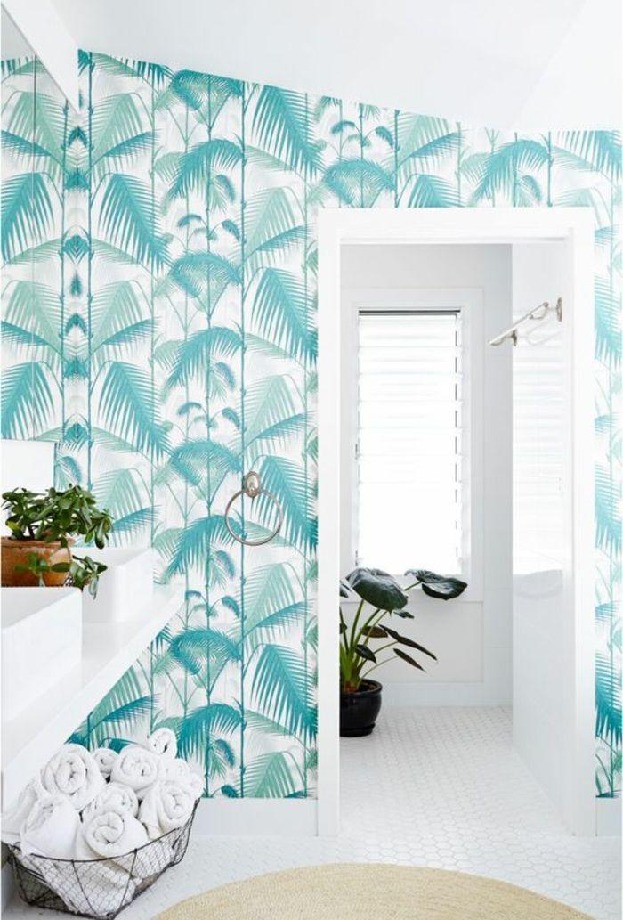 1000 id es sur le th me salle de bains papier peint sur pinterest salle de bains papier peint. Black Bedroom Furniture Sets. Home Design Ideas