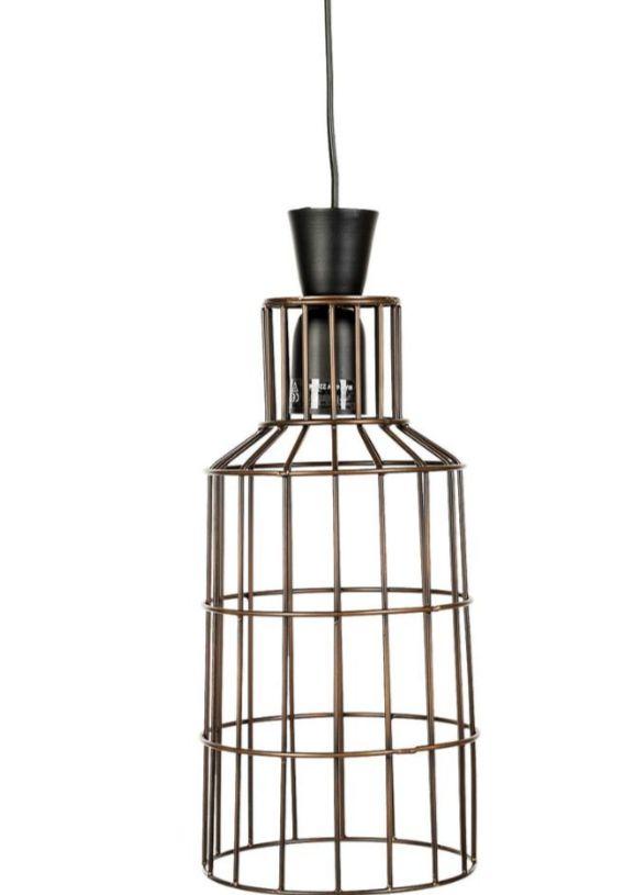 Hanglamp Archer, Cilinder - Op zoek naar een trendy hanglamp voor je industriele woonkamer? Gevonden! - Goossens wonen& slapen