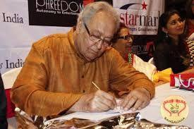 Soumitra Chatterjee will be seen in a film named Kolkatai Kohinoor. The veteran actor will be seen playing a historian named Satyaki Basu.